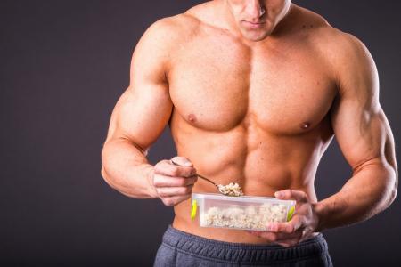 Прием тестостерона для наращивания мышечной массы